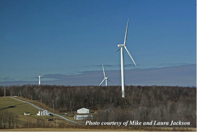 Forward Wind Project, owned by Mission Edison – Somerset Co., Pa.